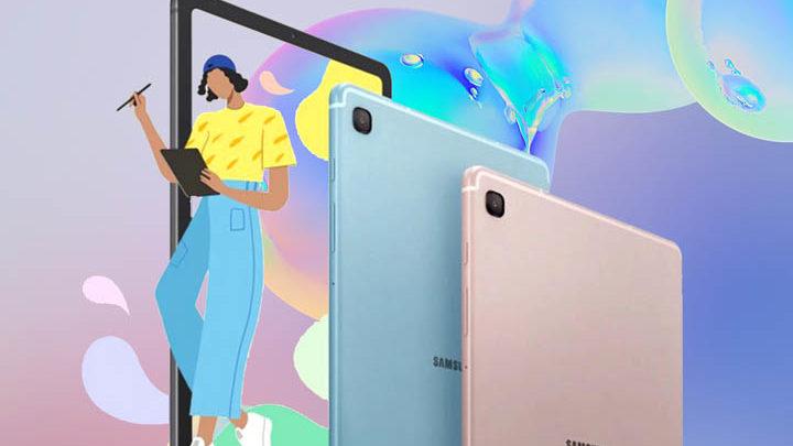 Samsung Galaxy Tab S6 Lite Telah Hadir di Indonesia