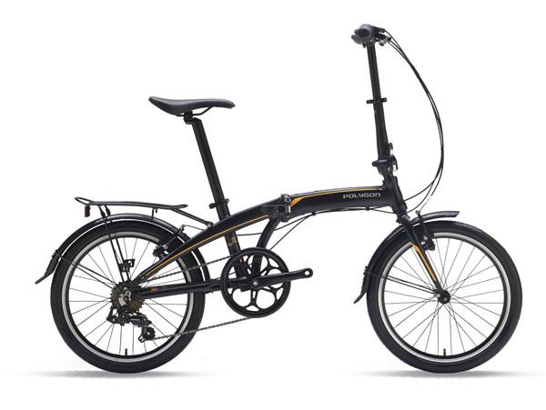 Sepeda lipat URBANO_3_P_BLACK_-1
