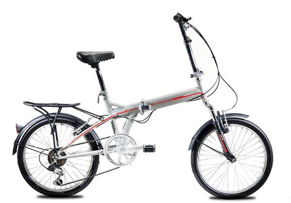 Sepeda lipat United Quest C1