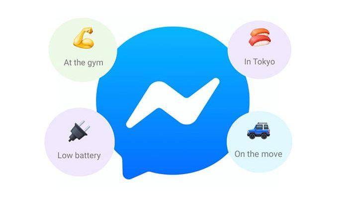 messenger status