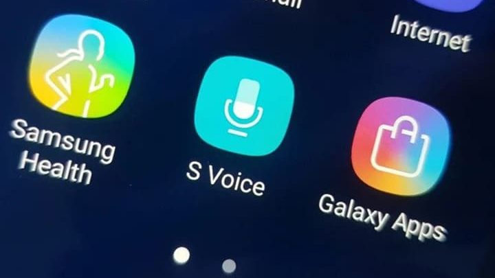 samsung voice