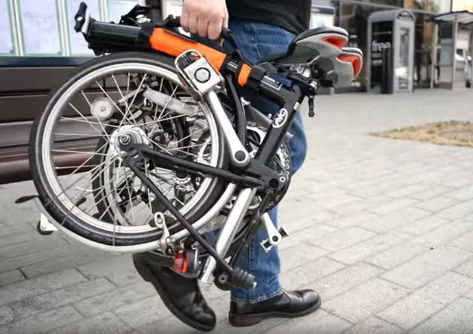 sepeda lipat terbaik murah