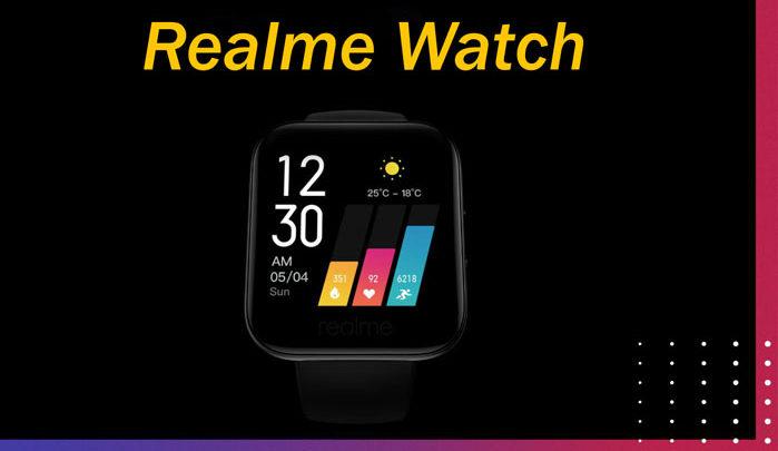 Fitur Realme Watch