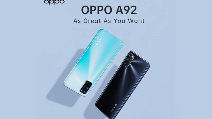 Oppo A92 Hadir Di Indonesia