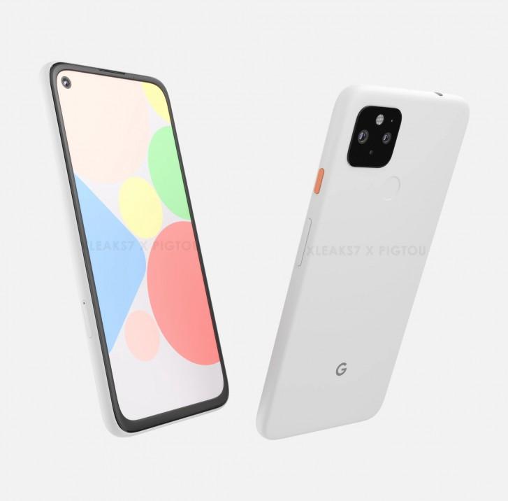 Penampakan Google Pixel 4a XL
