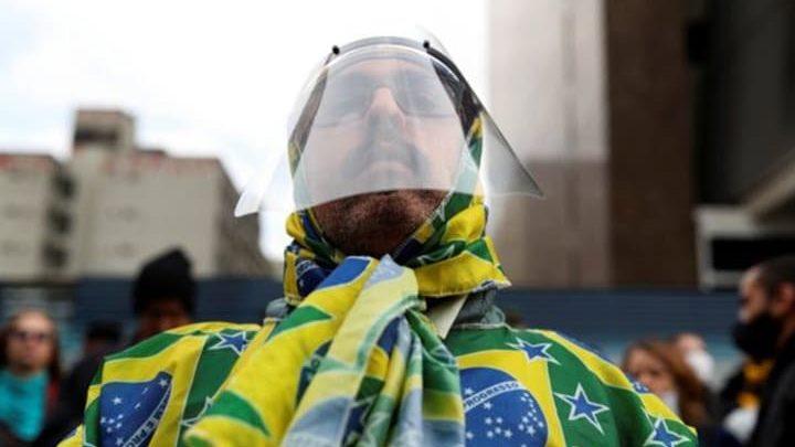 brasil covid