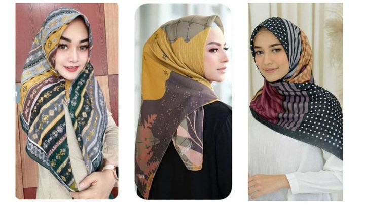 hijab denay semarang murah