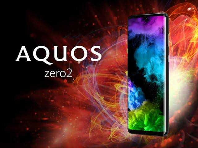 Spesifikasi Sharp Aquos Zero 2 dan R3