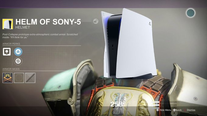Meme Playstation 5