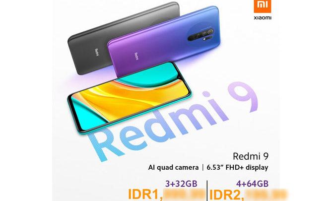 Redmi 9 & Redmi 10X 5G Akan Rilis Secara Global