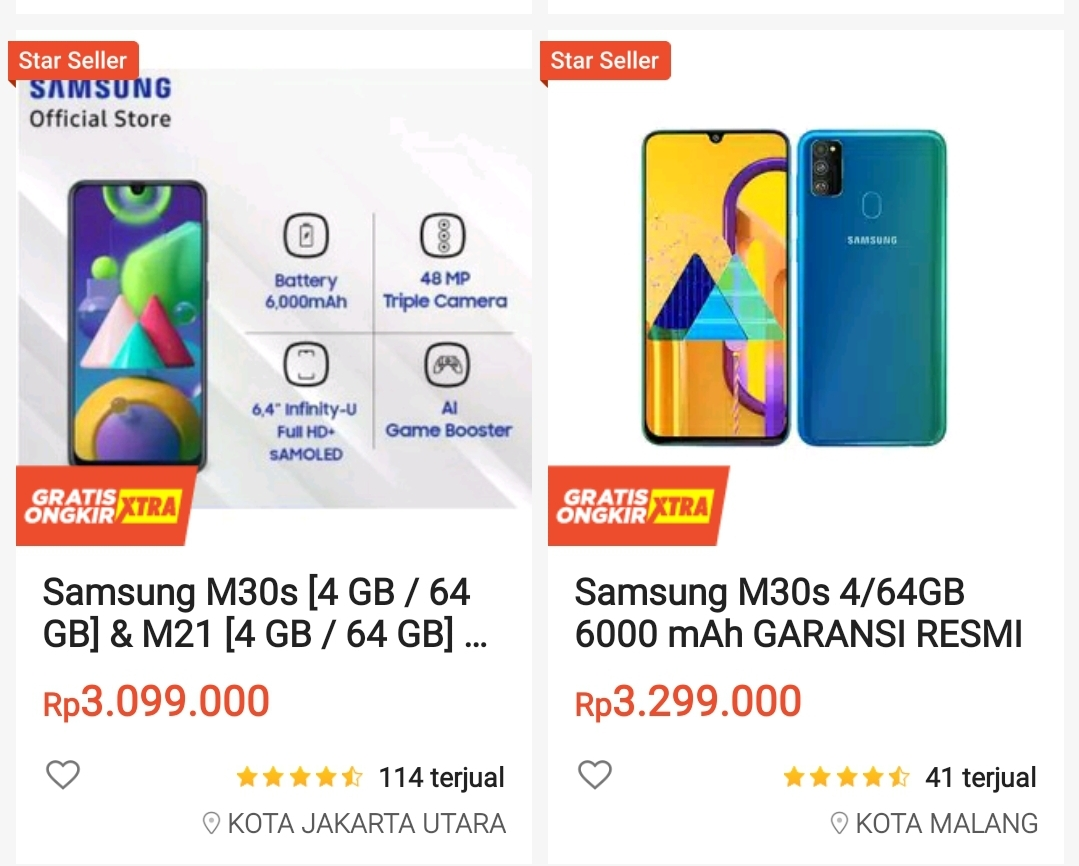 Galaxy M30s Update Android 10