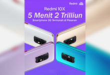 Xiaomi Rilis Redmi 10X 5G
