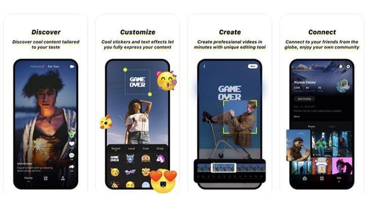 aplikasi zynn konten