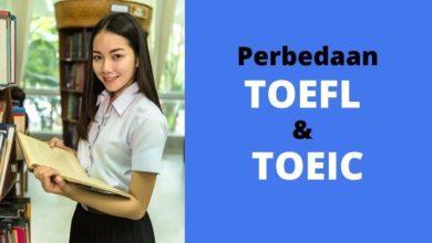 Perbedaan TOEFL dan TOEIC