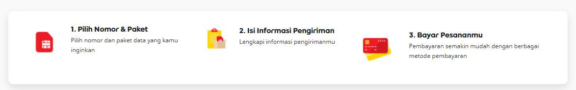 Kartu Perdana IM3 Ooredo Postpaid