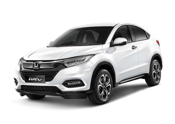Best SUV car Honda HR-V