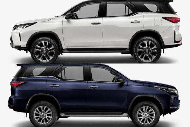 Toyota Fortuner terbaru 2020