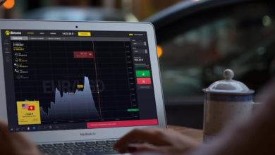 platform trading binomo