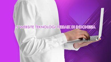 5 website teknologi terbaik di indonesia